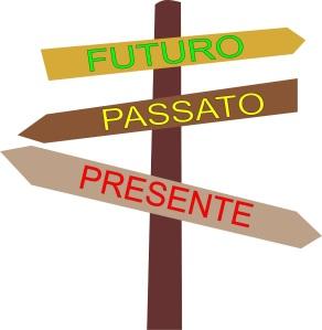 PRESENTE-PASSATO-FUTURO